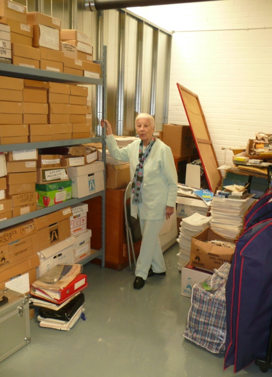 New Premises for BMHS Archives
