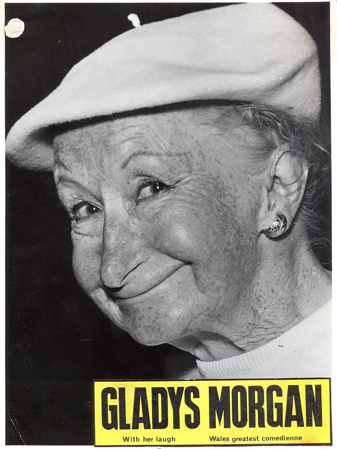 Gladys Morgan Net Worth