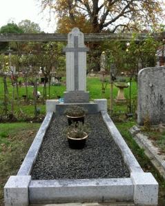 Gus Elen grave restored 18-10-2014 MHG