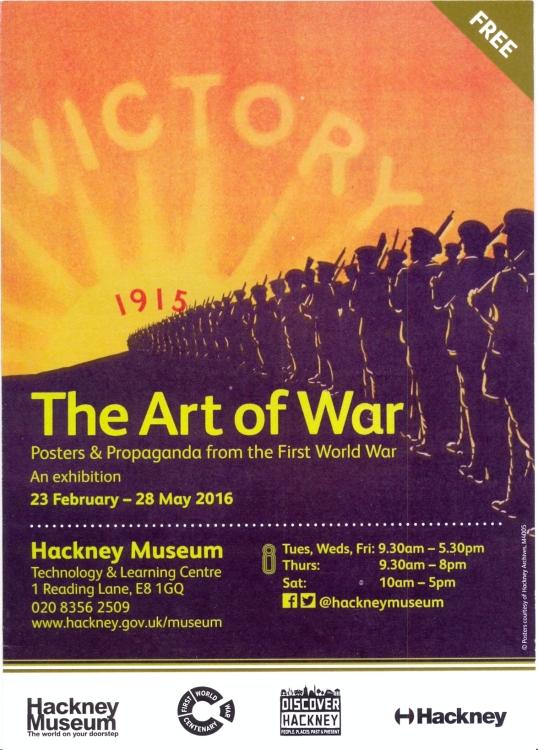 Hackney Poster