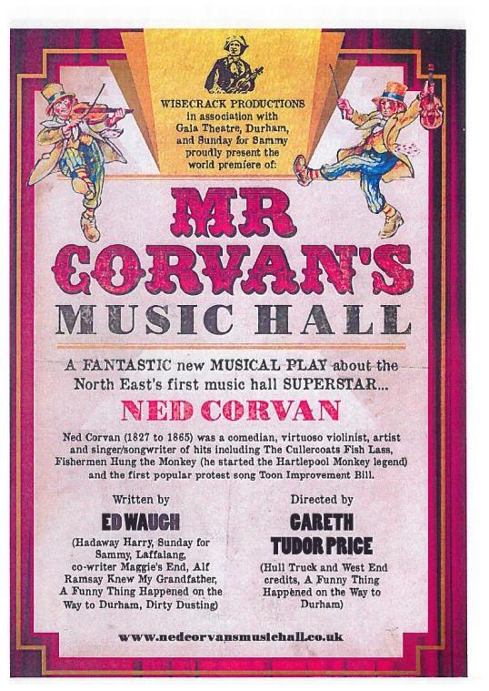 corvan 2