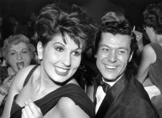 Alma and Lionel