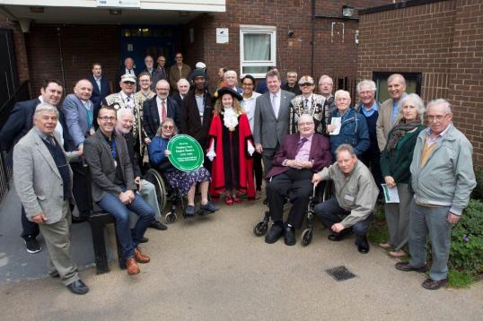 Finsbury Park Empire plaque unveiling photos (10 Oct 2017) (6)