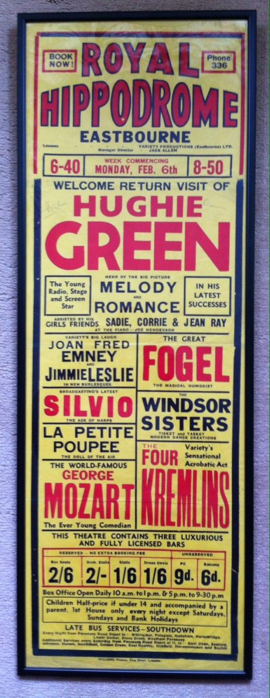 Hippodrome 1939