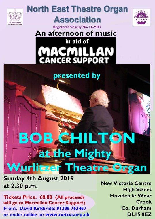 2019 08 Macmillan Cancer Concert copy