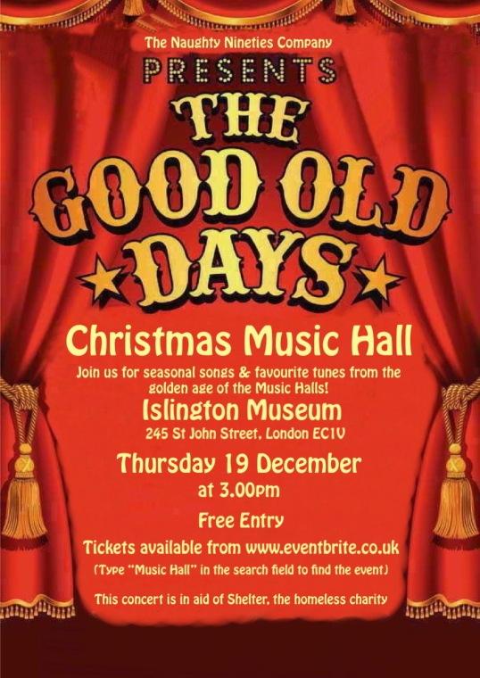 Islington Museum Poster
