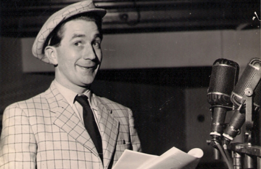 In-his-younger-days-performing-on-the-BBC-Radios-Workers-Playtime